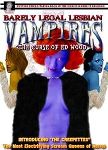 Barely Legal Lesbian Vampires [USA] [DVD]