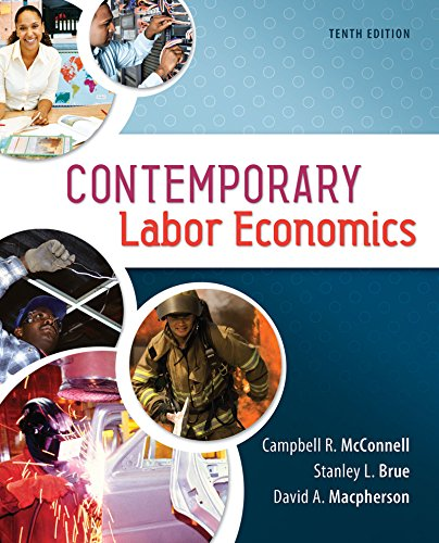 Download Contemporary Labor Economics (The Mcgraw-Hill Series Economics) Pdf