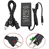 Best Review Aveylum Power Adapter 12v 6a Power Supply Transformers Acdc For Led Strip Rope Light Wireless Router Adsl Cats Computer Laptop Etc