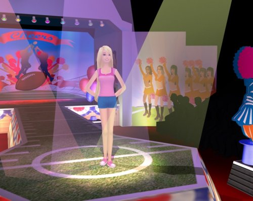 Barbie Fashion Show An Eye For Style Pc Buy Online In Uae Dvd Rom Products In The Uae