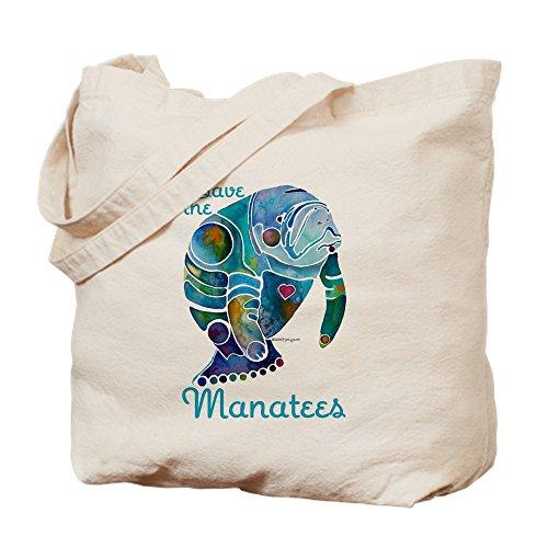 Khaki Tessuto nbsp;manatees Di Iuta In Small Tela nbsp; Cafepress nbsp; Naturale nbsp;borsa Pqw774