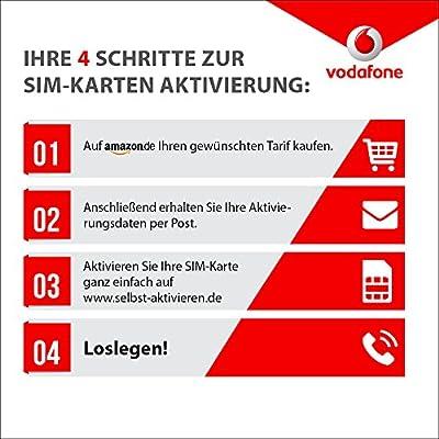 Vodafone Sim Karte Aktivieren.Vodafone Young S Simonly Mtl 14 99 Eur Amazon De Elektronik