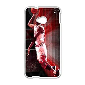 Jordan for HTC One M7 Phone Case 8SS461020