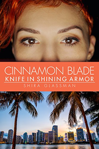 Cinnamon Blade: Knife in Shining Armor, a spicy superhero f/f romance
