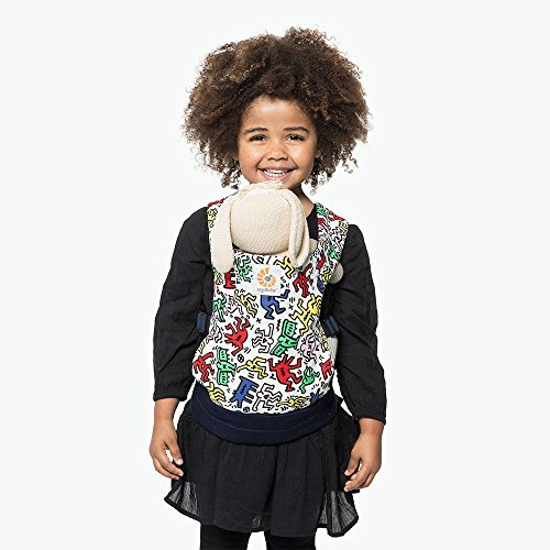 Ergobaby Toy Doll Carrier Limited Edition Keith Haring, Color Pop by Ergobaby (Image #2)