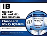 IB Biology (SL and HL) Examination Flashcard Study System: IB Test Practice Questions & Review for the International Baccalaureate Diploma Programme (Cards)