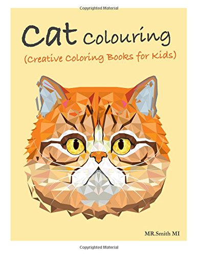 Read Online Cat Coloring (Creative Coloring Books for Kids) ebook