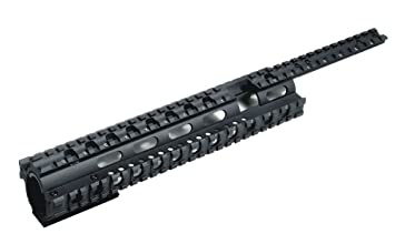 One Size UTG  Scina Picatinny Rail for Ruger 10 or 22