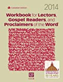 img - for Workbook for Lectors, Gospel Readers, and Proclaimers of the Word 2014, Canada book / textbook / text book