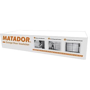 Atlas Eps Matador Garage Door Insulation Kit Designed For 7 Foot