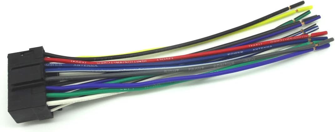 16 Pin Sony Car Stereo Wiring Diagram from images-na.ssl-images-amazon.com