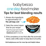 Baby Brezza Glass Baby Food Maker – Cooker and