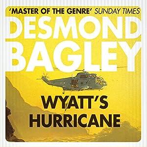 Wyatt's Hurricane Audiobook