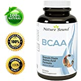 Best-BCAA-Supplement-Amazing-Bodybuilding-Pre-Workout-Results-Pure-Branched-Chain-Amino-Acids-L-Leucine-Food-Grade-Formula-for-Men-and-Women-USA-Made-by-Nature-Bound