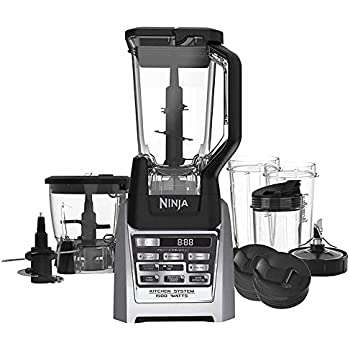 ninja food system professional mega blender kitchen processor