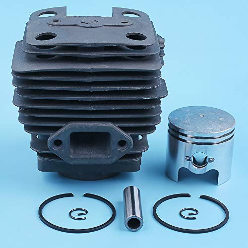(Ants-Store - 40mm Cylinder Piston Ring Pin Kit For ZENOAH KOMATSU BC4301 FW PE2500 BK4301 BK4302 CB4410 Trimmers Strimmer Brushcutter)
