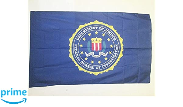 Amazon Com Az Flag United States Fbi Flag 2 X 3 For A