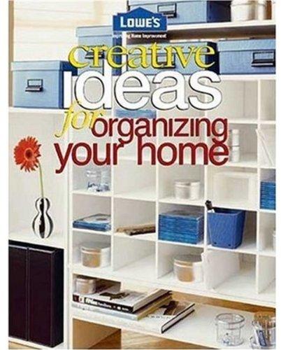 Creative Ideas For Organizing Your Home pdf epub