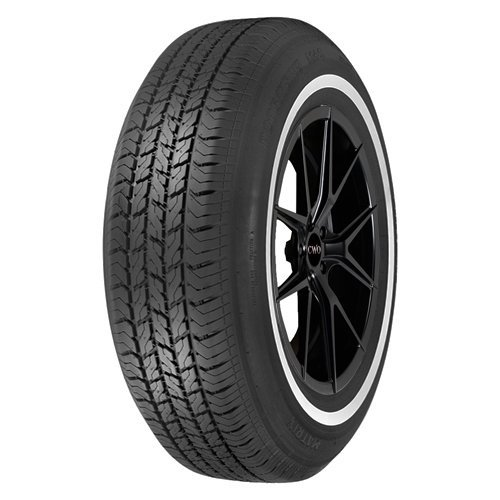 15 Inch White Wall Tires - 5