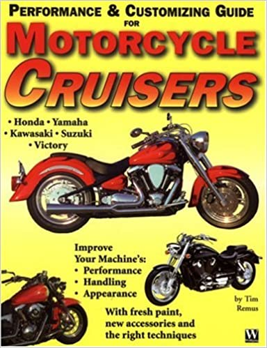 Book Motorcycle Cruiser Performance and Customizing Guide