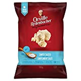 Orville Redenbacher Popcorn - Ready-to-Eat Simply Salted (12 pack with a total of 12 x 116g bags)