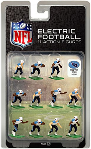 Tennessee TitansWhite Uniform NFL Action Figure Set
