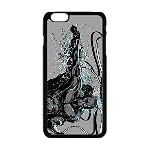 Strong Man Graffiti Custom Protective Hard Phone Cae For Iphone 6 Plus