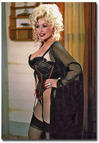 Dolly Parton Underwear Sexy Refrigerator Magnet Size 2.5