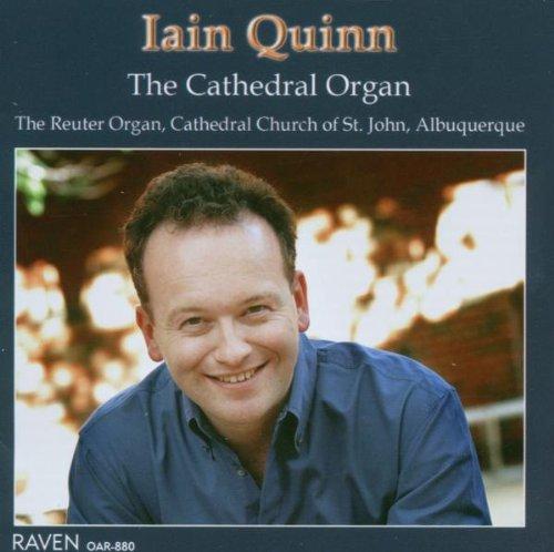 San Francisco Mall Cathedral overseas Organ