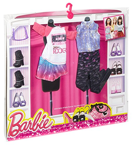 Barbie Fashion 2 Pack Casual Chic Buy Online In Uae
