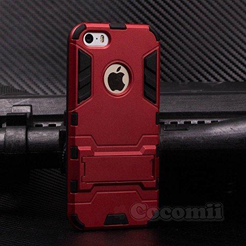 Cocomii Iron Man Armor iPhone SE/5S/5C/5 Case