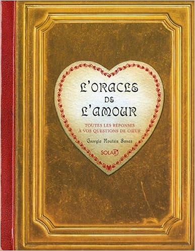 Ebook Gratuit Pdb Télécharger L Oracle De L Amour Toutes