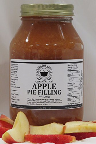 Apple Pie Filling, 36 oz - Pie Filling Apple Homemade