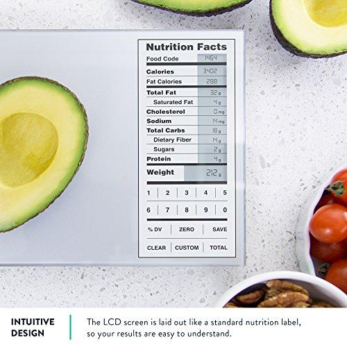 Digital Nutritional Food Scale Reviews