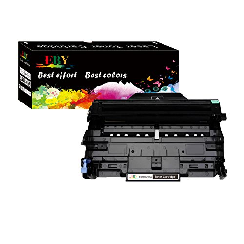 EBY New Replacement Compatible Brother DR360 Drum Unit work with Brother DCP-7030 DCP-7040 Printer Brother HL-2140 HL-2150N HL-2170W Printer Brother MFC-7340 MFC-7840W MFC-7440N MFC-7345N Printer Black Drum Unit Cartridge