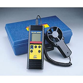 Yellow Jacket 68915 Anemometer Kit