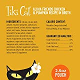Tiki Cat Aloha Friends Wet Food with Shredded