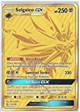 Solgaleo GX - 173/156 - Secret Rare - Sun & Moon: Ultra Prism