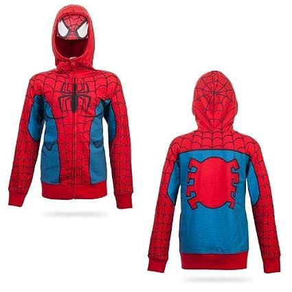 Sudadera con capucha Spider-man Niños en Red - Edad 7