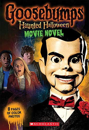 Haunted Halloween: Movie Novel (Goosebumps the Movie 2)]()