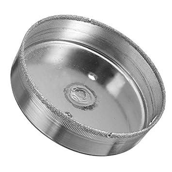 Outil de foret avec diamant Vzer pour c/éramique argent porcelaine et marbre verre