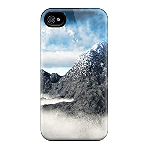 6 Scratch-proof Protection Cases Covers For Iphone/ Hot Top Of The World Phone Cases