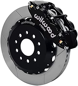 2005 2006 2007 2008 Ford Mustang GT OE Replacement Rotors w//Ceramic Pads F