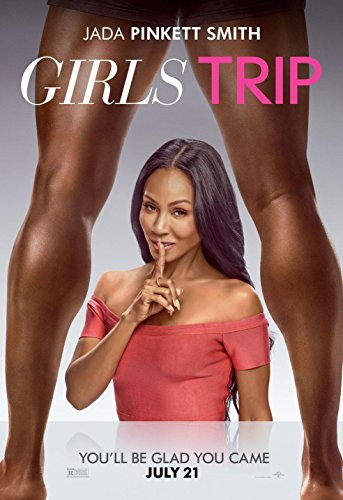 Girls Trip Movie Poster 18 x 28 Inches