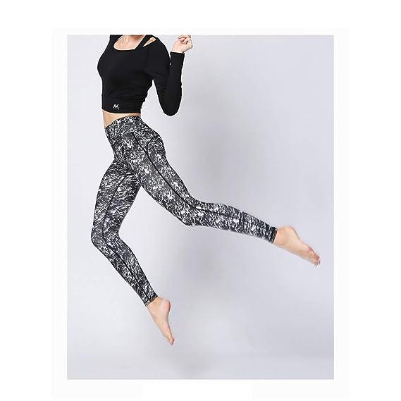 Pantalones de yoga para adelgazar Mujeres Ropa deportiva ...