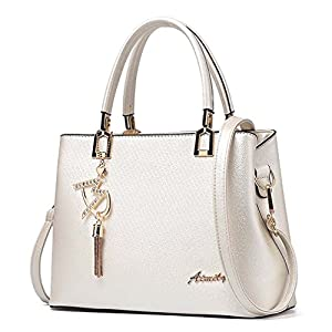 Womens Purses and Handbags Shoulder Bags Ladies Designer Top Handle Satchel Tote Bag