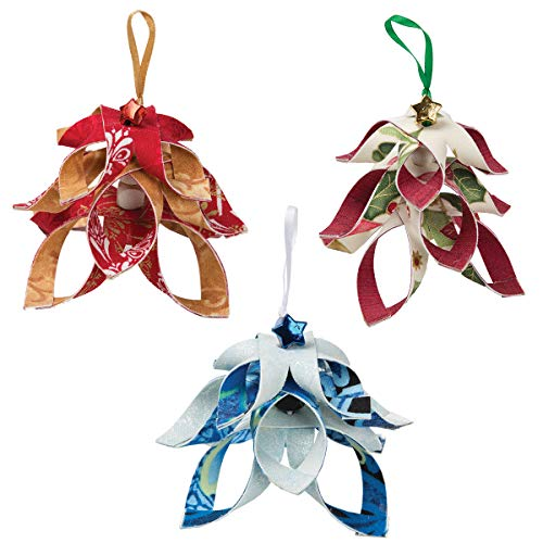 (Jingle Tree Ornaments Kit By Penny Marble)