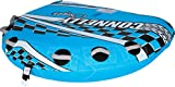 Hydroslide Junior Intermediate Water Skis Combo Pair, Black, 59-Inch