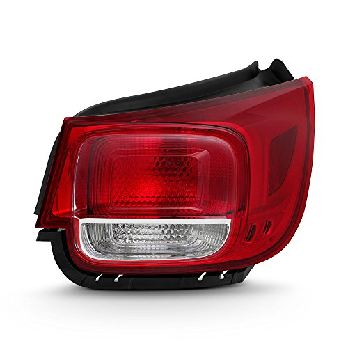 (ACANII - For 2013-2015 Chevy Malibu [NON-LED] Rear Replacement Tail Light Outer - Passenger Side Only)