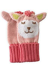 Joobles Fair Trade Organic Baby Mittens - Cutie the Lamb (0-6 Months)